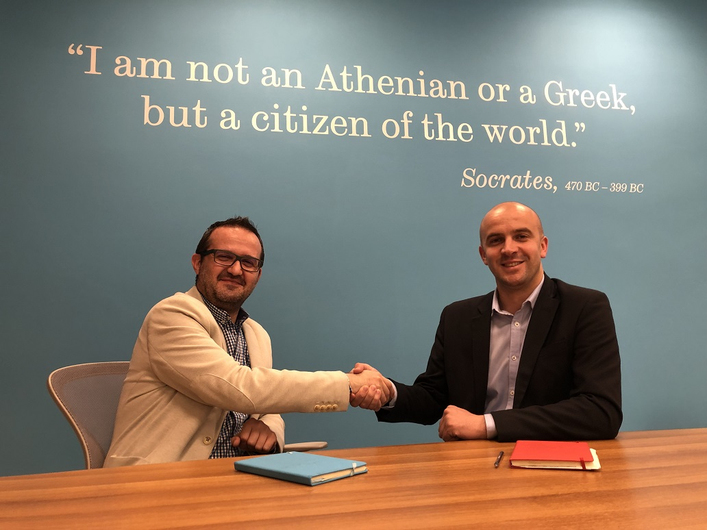 Young Entrepreneurs of Thessaloniki agreement with PROPER ICT
