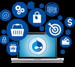 Drupal development services at PROPER ICT